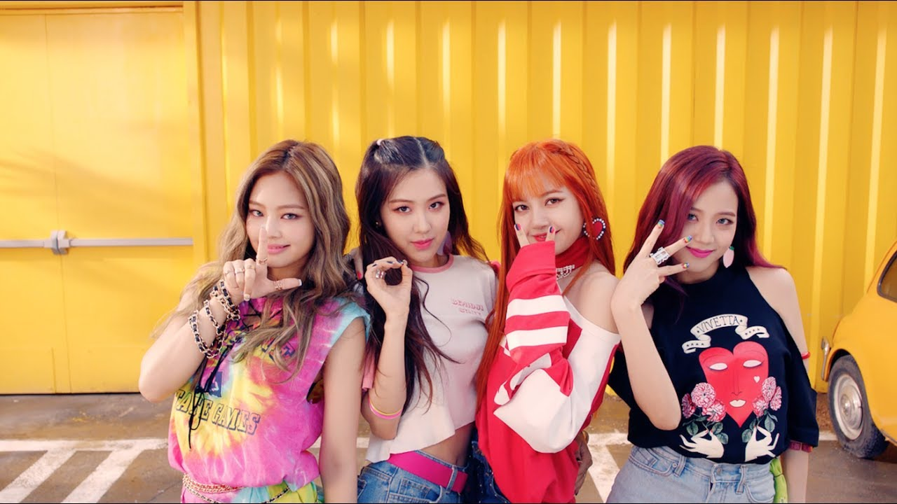 BLACKPINK - '마지막처럼 (AS IF IT'S YOUR LAST)' M/V - BlackPink