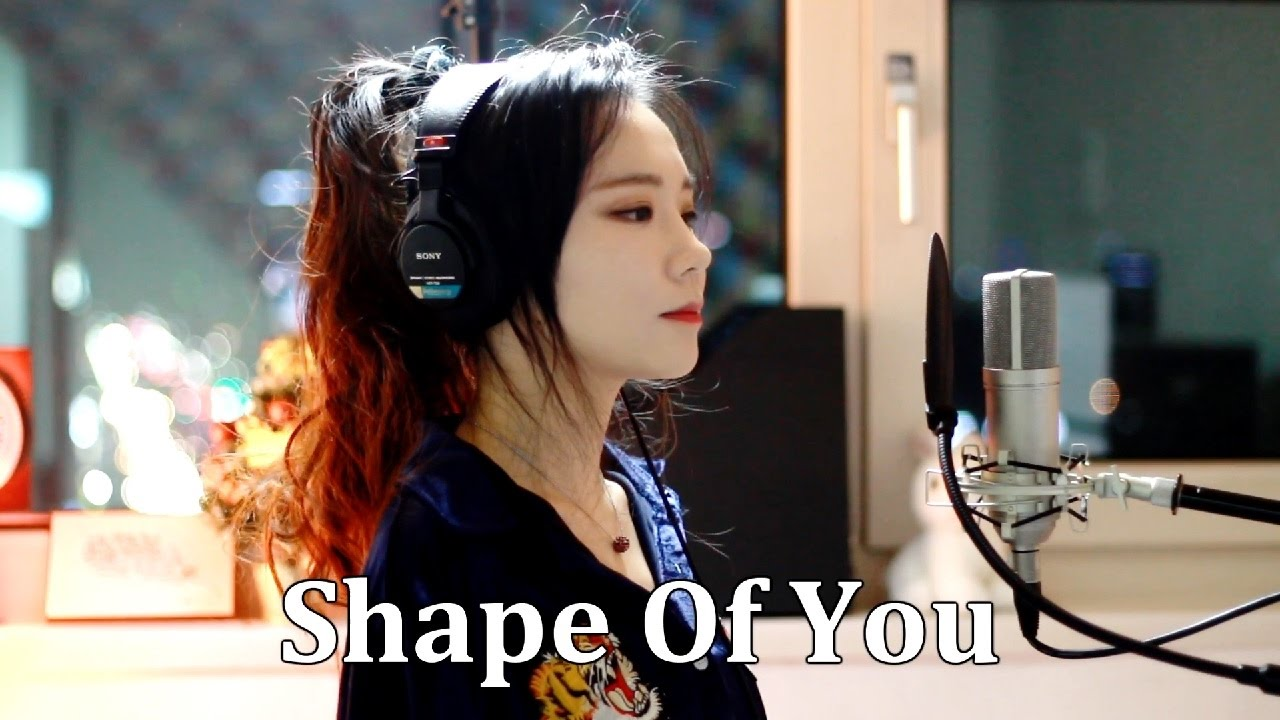 Ed Sheeran - Shape Of You ( cover by J.Fla ) - Ed Sheeran