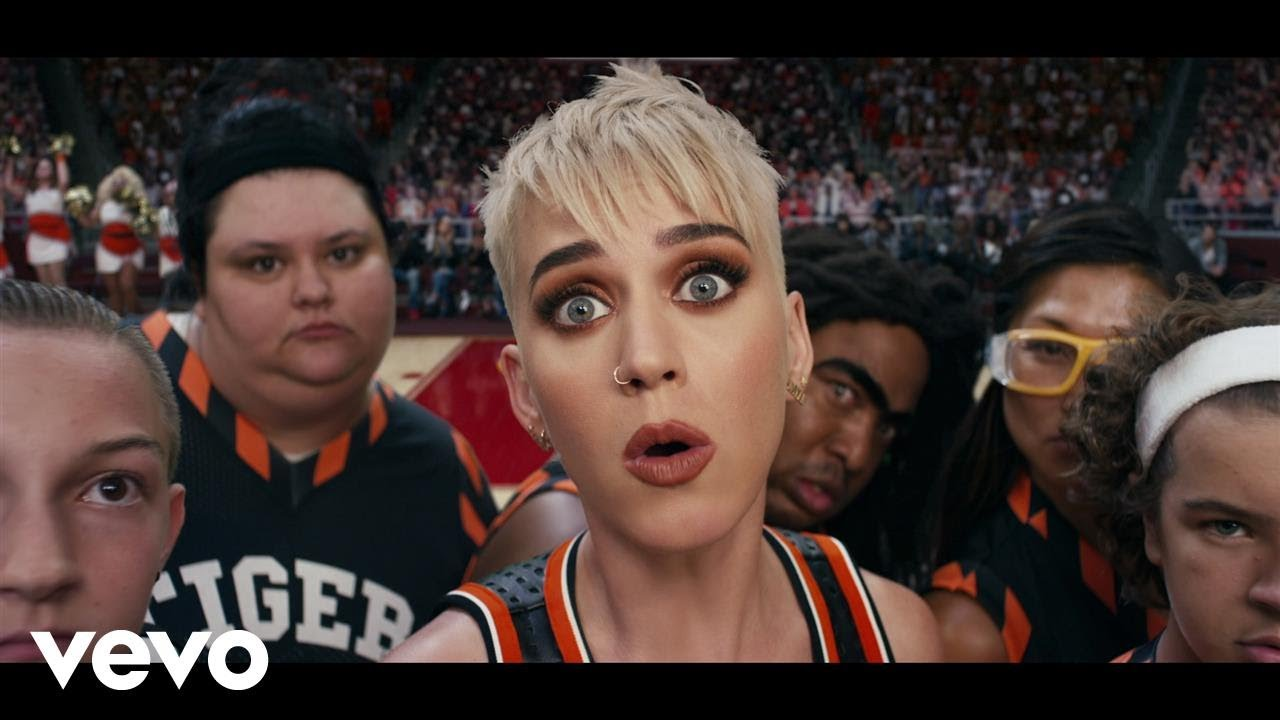 Katy Perry - Swish Swish (Official) ft. Nicki Minaj - Katy Perry