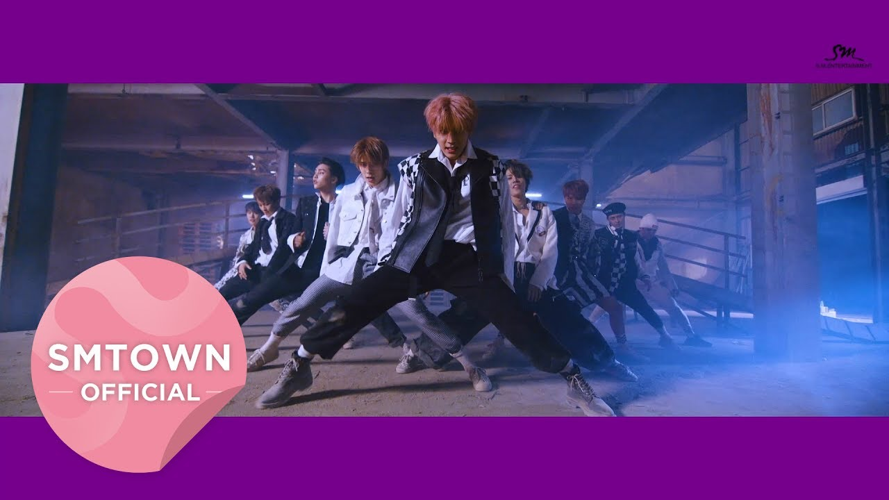 NCT 127_Cherry Bomb_Music Video - NCT 127